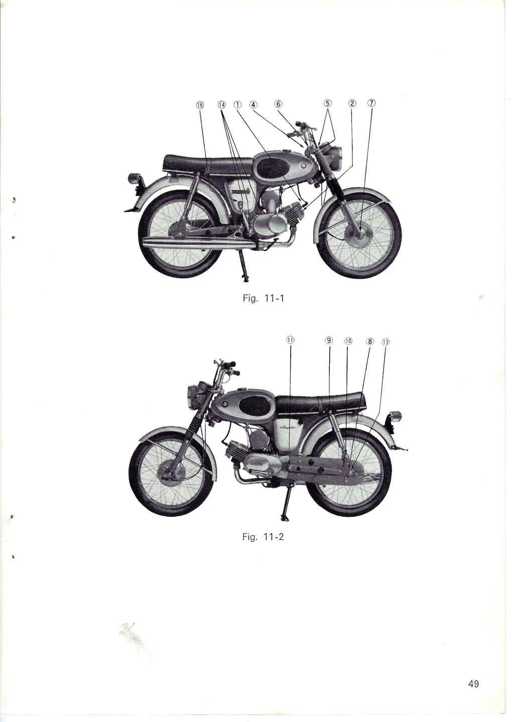 Suzuki A100 Service Manual