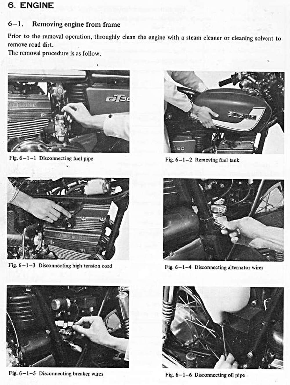 medium resolution of gt380 service manual suzuki gt380 wiring diagram