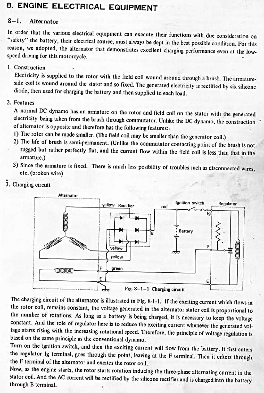 hight resolution of engine electrical
