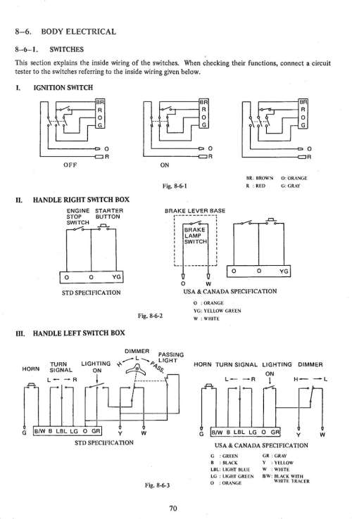 small resolution of suzuki gt550 shop manual