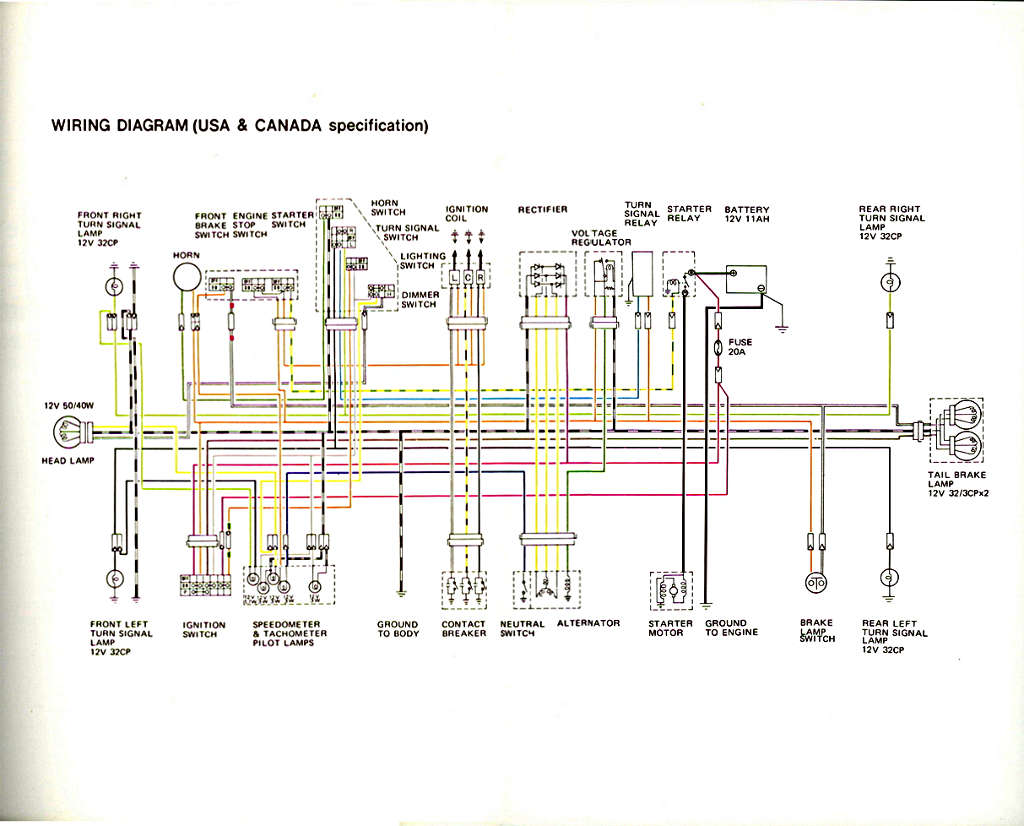hight resolution of exploded engine wiring