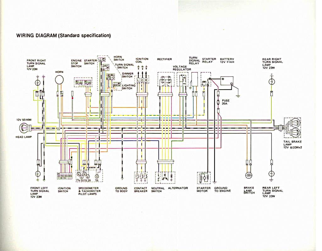 suzuki tl1000s wiring diagram