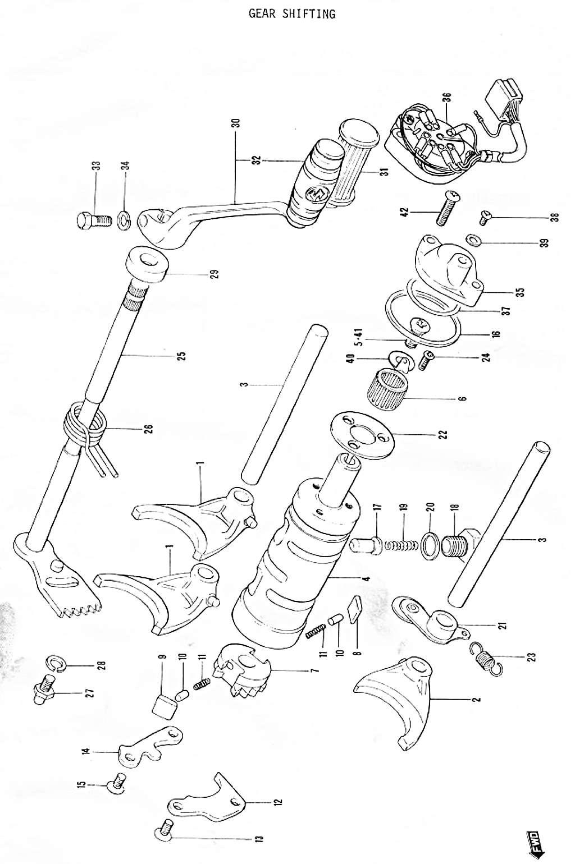 GT750 Parts Manual