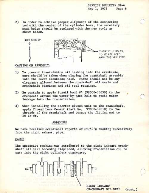 small resolution of suzuki us service and technical bulletins