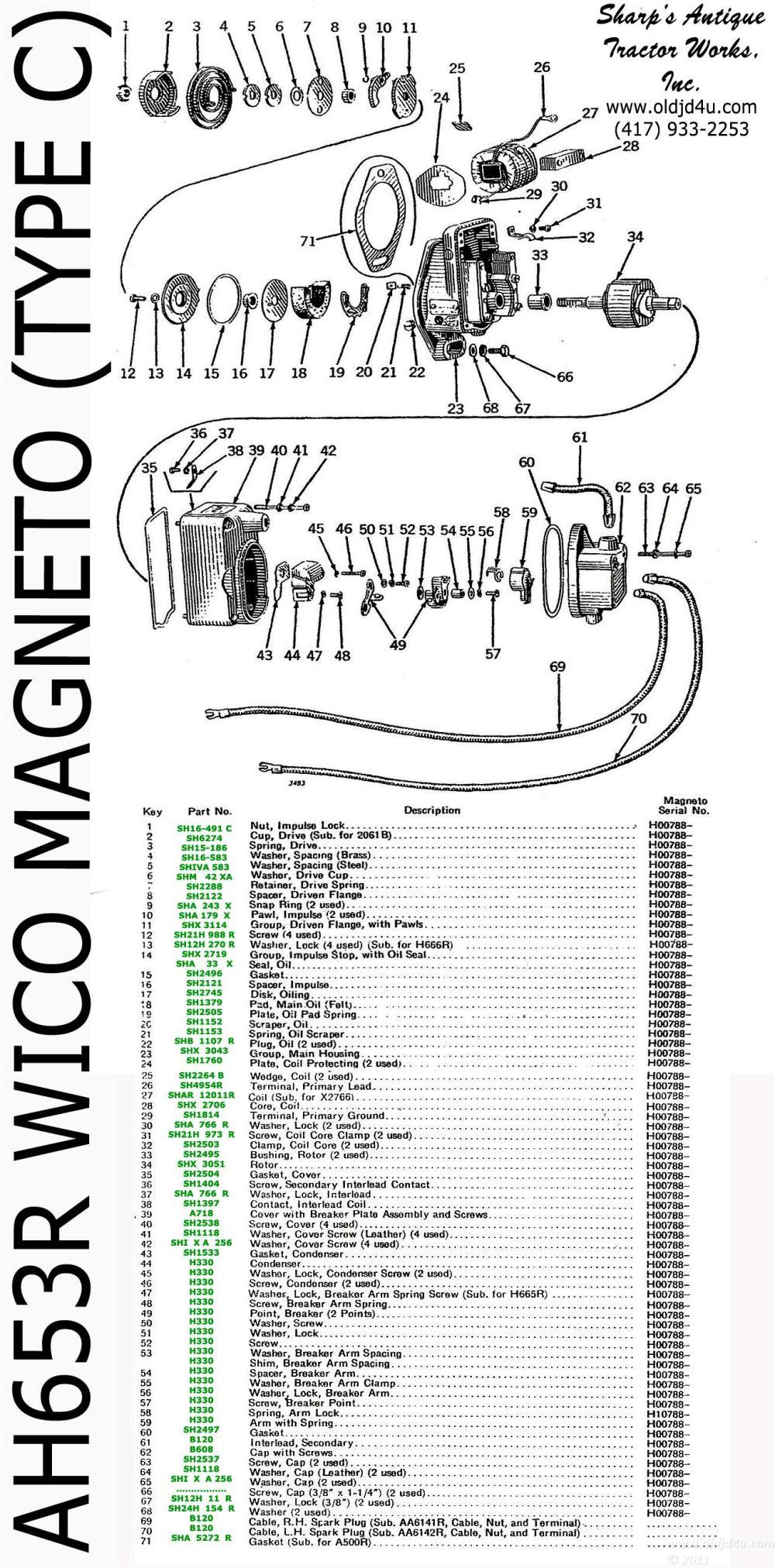 medium resolution of wico magneto diagram wiring schematic data rh 57 american football ausruestung de vw coil wiring with