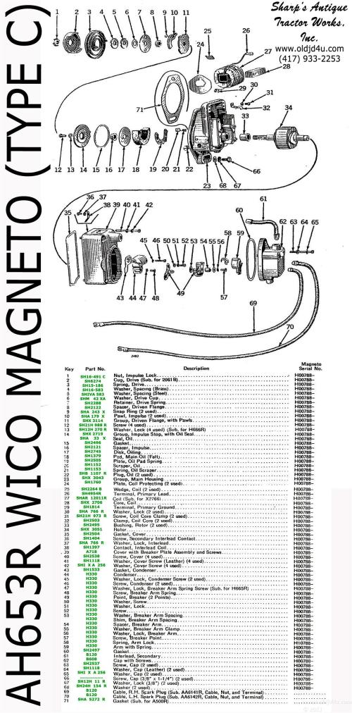 small resolution of wico magneto diagram wiring schematic data rh 57 american football ausruestung de vw coil wiring with