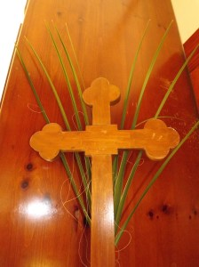 Palm Sunday Cross
