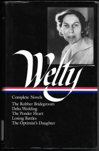 Welty Novels