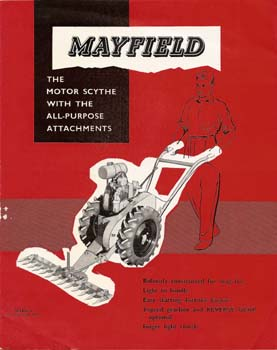 Huge Library Of Classic Cylinder Lawnmower Manuals