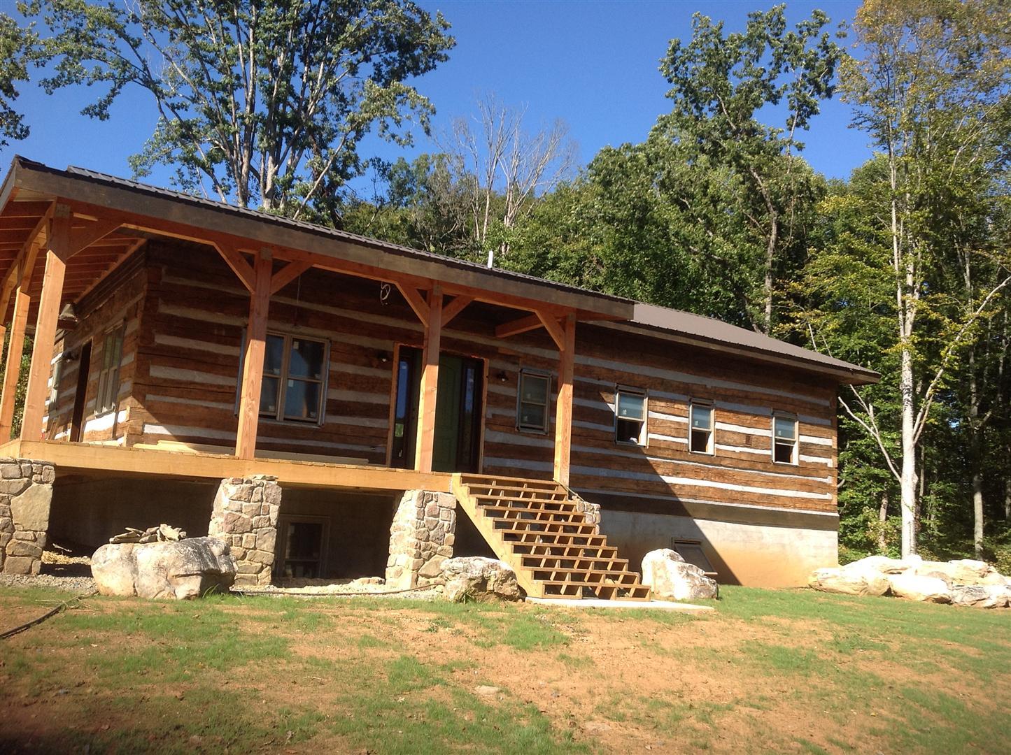 log sheds and barns gallery