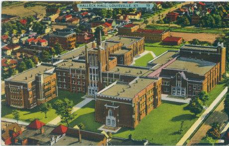 Halleck Hall