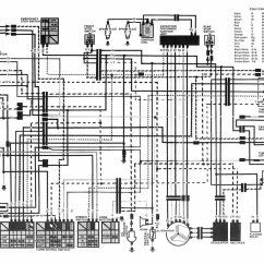 1981 Cb750 Wiring Diagram Buck Boost Transformer Honda Hardtail Bobber - Brikken En Klassiekers Motor-forum