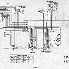 Ct70 K1 Wiring Diagram Lewis Dot For Bromine Honda Ct70k3 Great Installation Of 1977 Schematic Hub Rh 13 5 Wellnessurlaub 4you De Car Diagrams 50cc Scooter