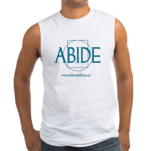 Abide Muscle Shirt