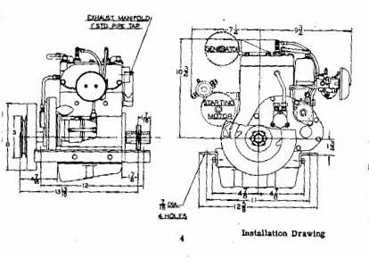 Wisconsin 4 Cylinder Engine Wiring Diagram. Wisconsin