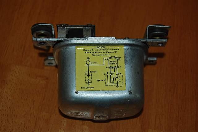 bosch dynastart wiring diagram tv aerial old marine engine regulator aftermarket solution new