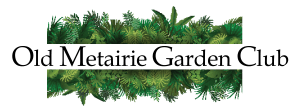 OMGC logo | Old Metairie Garden Club