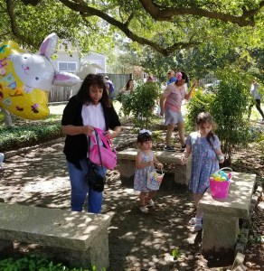 Old Metairie Garden Club Easter Egg Hunt - 55
