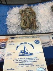 Anna Marie Shrimp | Old Metairie Garden Club