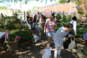 Old Metairie Garden Club Easter Egg Hunt - 91