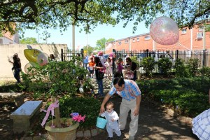 Old Metairie Garden Club Easter Egg Hunt - 90