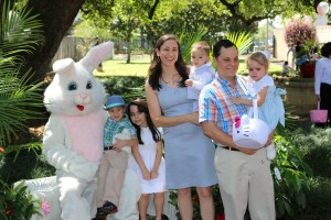 Old Metairie Garden Club Easter Egg Hunt - 73