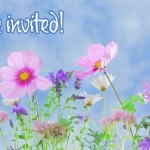Flower Invitation | Old Metairie Garden Club