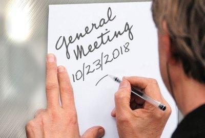 General Meeting   Old Metairie Garden Club