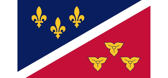 Metairie Flag | Old Metairie Garden Club
