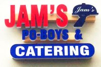 Jam's Po-Boys & Catering   Old Metairie Garden Club