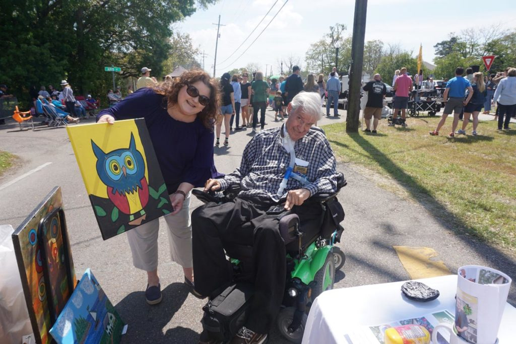 OMGC Spring Arts Festival Photo 31 | Old Metairie Garden Club