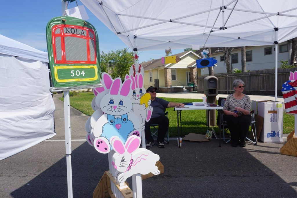 OMGC Spring Arts Festival Photo 13 | Old Metairie Garden Club
