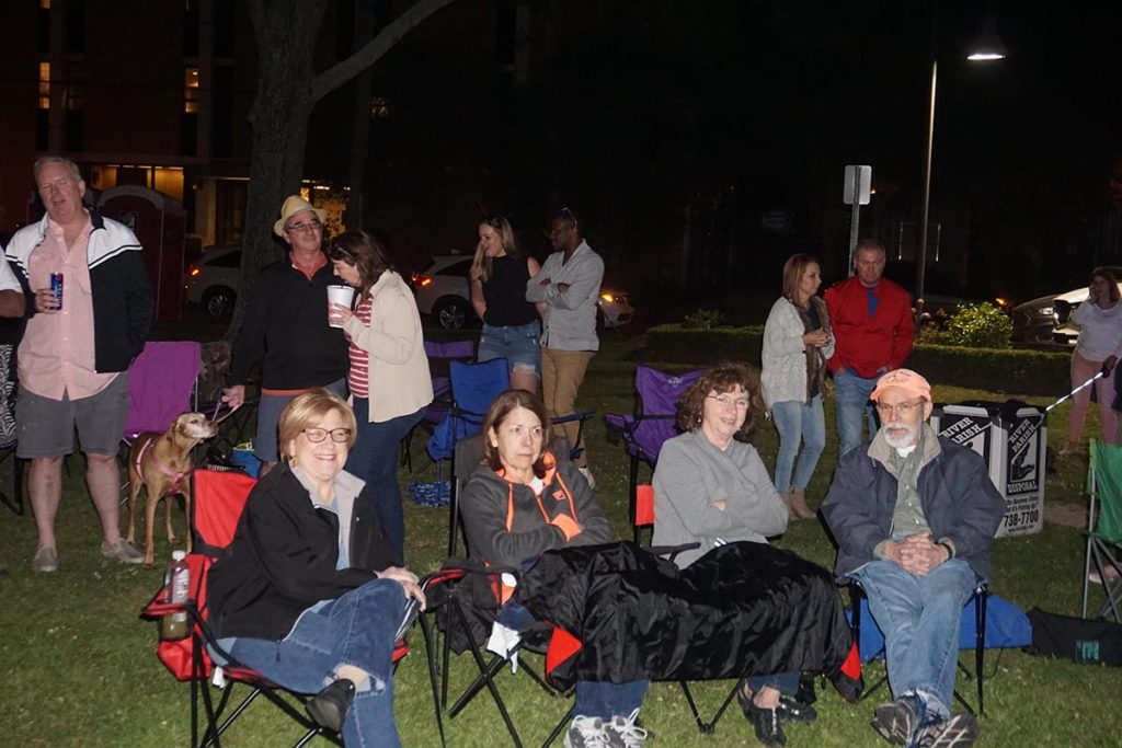OMGC Movie Night Photo 11 | Old Metairie Garden Club