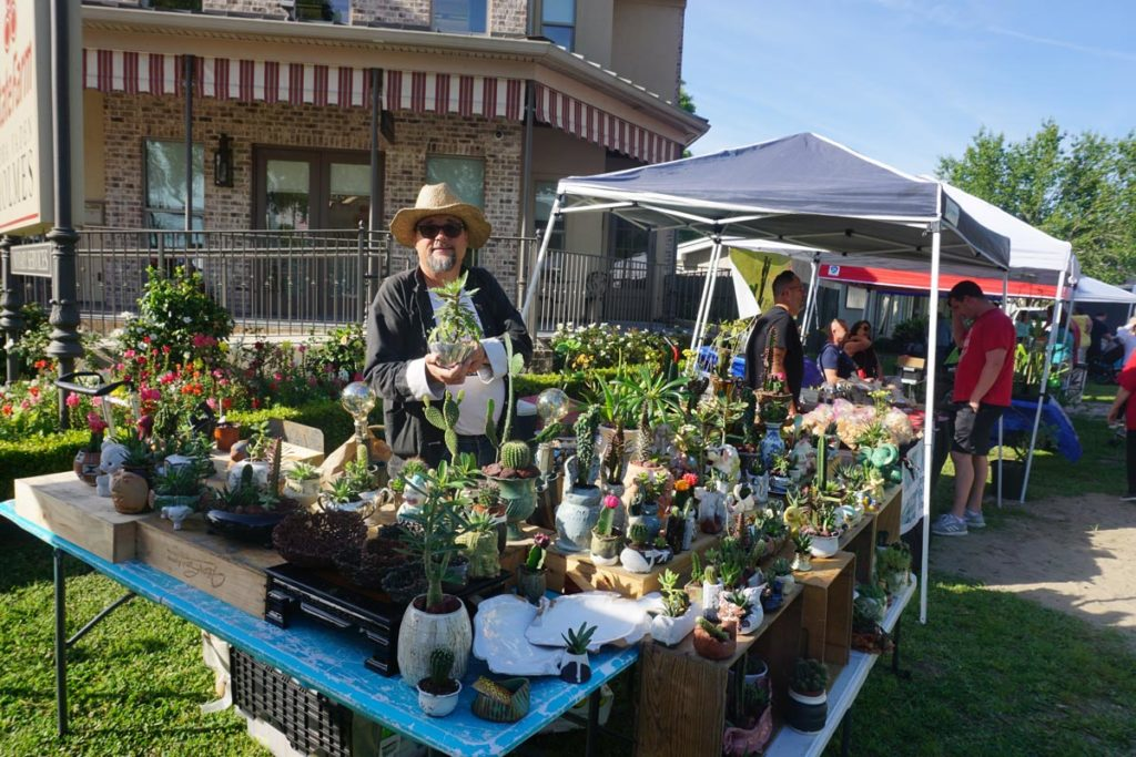Farmers Arts Metairie Market April 16, 2019 photo 94 | Old Metairie Garden Club