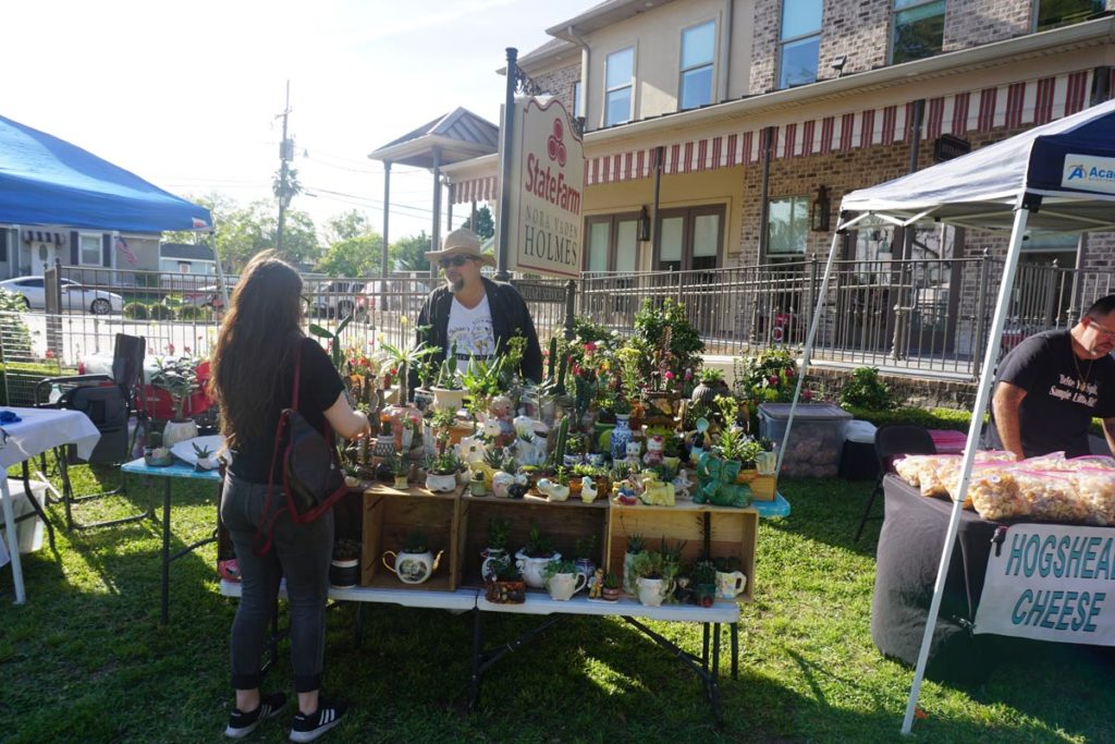 Farmers Arts Metairie Market April 16, 2019 photo 92 | Old Metairie Garden Club