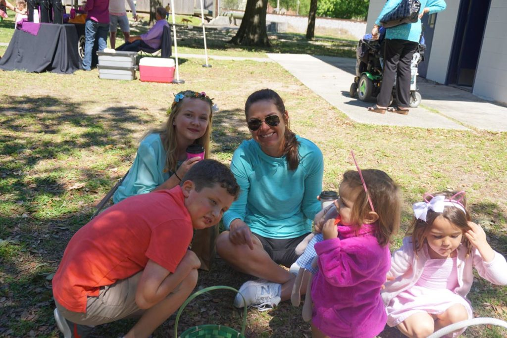 Old Metairie Garden Club Easter Egg Hunt 2019 photo 5