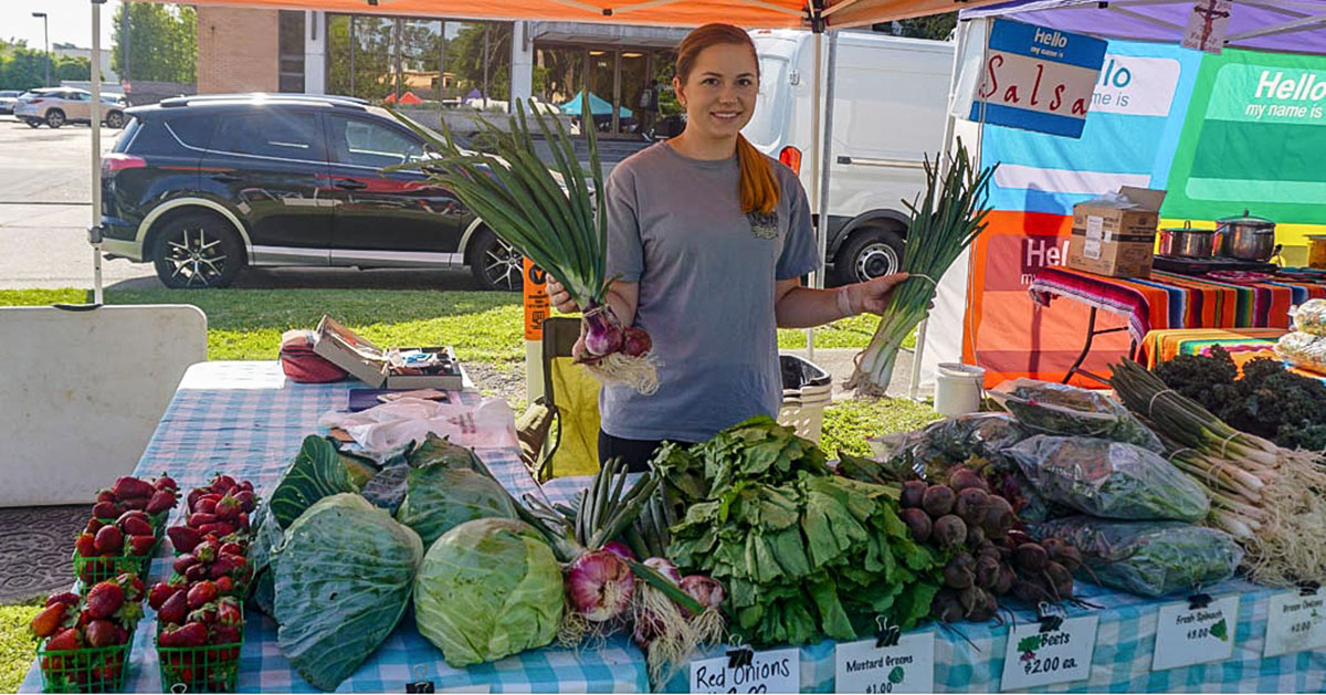 Farmers Arts Metairie Market 4-2019 | Old Metairie Garden Club