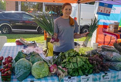 Farmers Arts Metairie Market 4-2019 | Old Metairie Garden Club