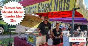 Cinnamon Glazed Nuts   Old Metairie Garden Club