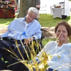 Maxine and Ben | Old Metairie Garden Club