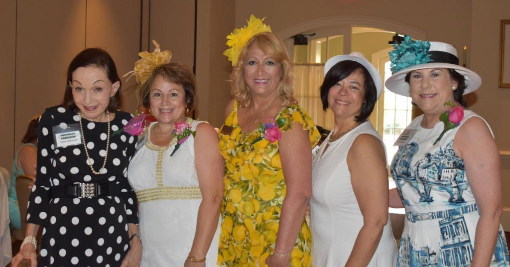 Glamour, Fashion, Good Food and Friends – Bloomin' Brunch