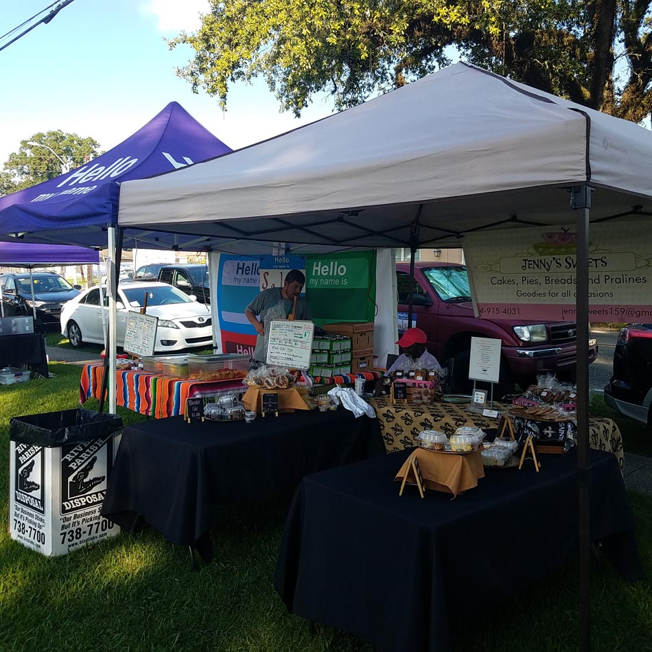 Farmers Arts Metairie Market August 2019 #10 | Old Metairie Garden Club