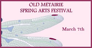 2020 Old Metairie Spring Arts Festival