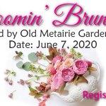 Bloomin Brunch Header | Old Metairie Garden Club