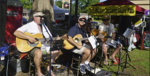Live Music at Farmers Arts Metairie Market | Old Metairie Garden Club