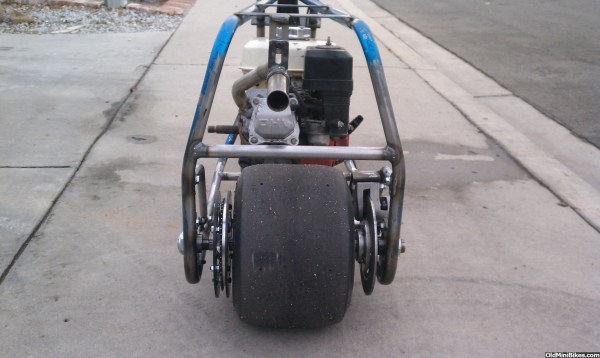 Homemade Go Kart Axle - Year of Clean Water