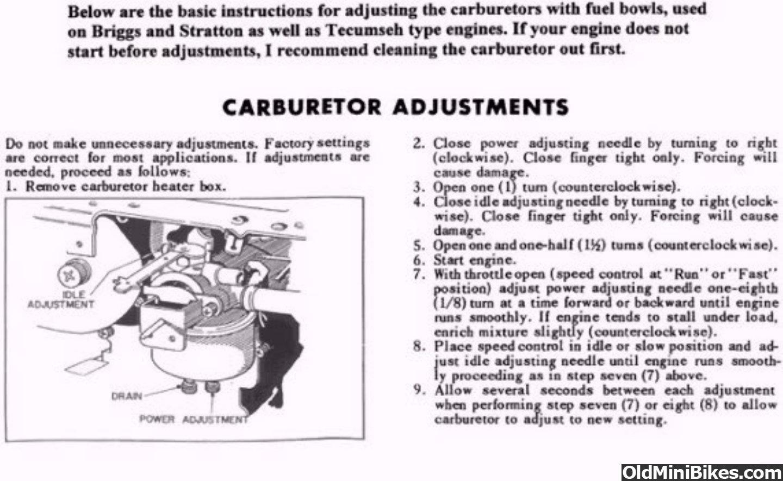 tecumseh 8 hp carburetor diagram draw the tracing panel wiring of an alternator walker mower engine get free image about