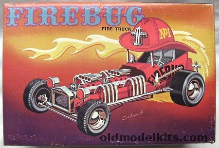 Amt 1 25 The Firebug Custom Fire Truck Hot Rod T318 200
