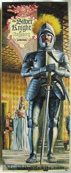 Aurora 18 The Silver Knight of Augsberg 47198