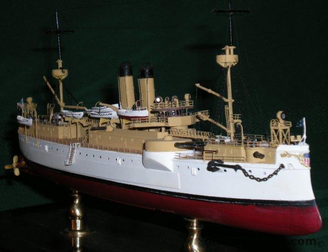 CM 1350 USS Maine 1898